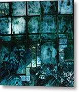 Stormy Night Metal Print