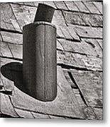 Stove Pipe Metal Print