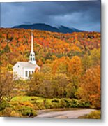 Stowe Church Metal Print