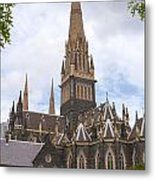 St.patrick's Cathedral Metal Print