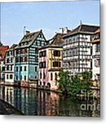 Strasbourg France Metal Print