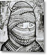 Mysterious Cochin Metal Print