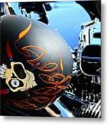 Street Photography Fremantle  Metal Print by Bobby Mandal