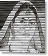 The Ethereal Woman Metal Print