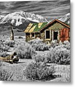 Strength Amidst The Test Of Time Metal Print
