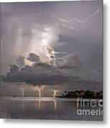 Striking Ozona Metal Print