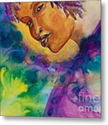 Strong Women Of The World  Diligence  Metal Print