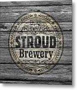 Stroud Brewing Metal Print
