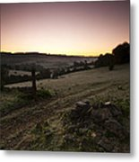 Stroud Sunrise Metal Print