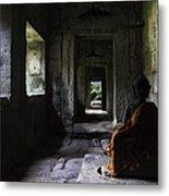 Structures Cambodia Siem Reap 03 Metal Print