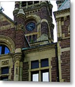 Structure Of Justice Metal Print