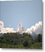 Sts-132, Space Shuttle Atlantis Launch Metal Print