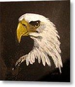 Stuarts Eagle Metal Print