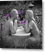 Stuck In A Moment Metal Print