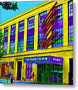 Studio Theatre Washington Dc Metal Print