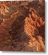 Stunning Red Rock Formations Metal Print