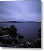 Sturgeon Lake Metal Print