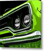 Sublime '70 Road Runner Metal Print