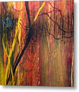 Subspace Mind - Shifting Planes Metal Print
