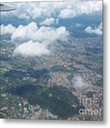 Suburbs Of Rome Metal Print
