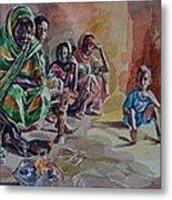 Sudanese Coffee Metal Print