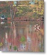 Sudbury River Metal Print