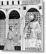 Sugar, 14th Century Metal Print