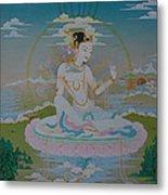 Sukkhasiddhi The Great Yogini Metal Print