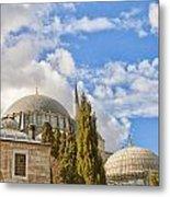 Suleiman Mosque 18 Metal Print