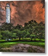 Sulfur Springs Tower Metal Print