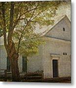 Sulphur Springs Methodist Church Metal Print