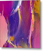 Sultry Movement Metal Print