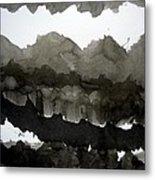 Sumi-e 130225-3 Metal Print