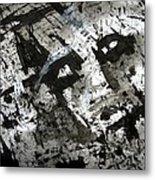 Sumi-e 130425-1 Metal Print