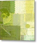 Summer 2014 - J103155155m04-green Metal Print