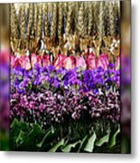Summer Arrangement Metal Print