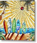 Summer Break By Madart Metal Print
