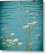 Summer By The Lake 2 Metal Print
