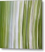 Summer Day Abstract Metal Print