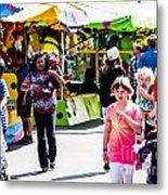 Summer Fair-12 Metal Print