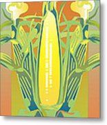 Summer Harvest Metal Print