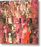 Summer Logarithm Metal Print by Colleen Cannon