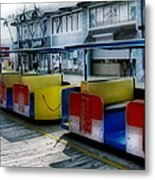 Summer Memories Metal Print