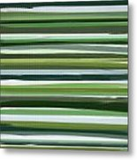 Summer Of Green Metal Print