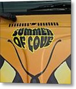 Summer Of Love Metal Print