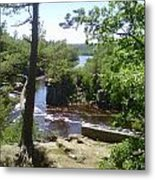 Summer On The St. Croix River Metal Print