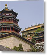 Summer Palace, Beijing Metal Print