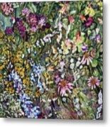 Summer Prairie I Metal Print by Helen Klebesadel
