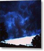 Summer Storm Metal Print