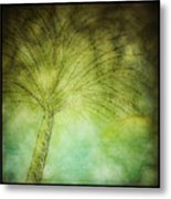 Summer Thunder Metal Print